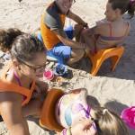 spiele am strand miniclub cavallino treporti
