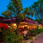 terrazza esterna ristorante jesolo cavallino treporti