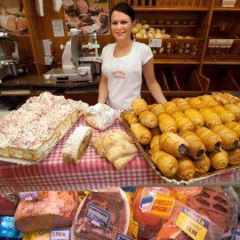 Village in Cavallino Treporti Jesolo With Supermarket