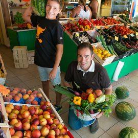 negozio di frutta e verdura villaggio cavallino treporti