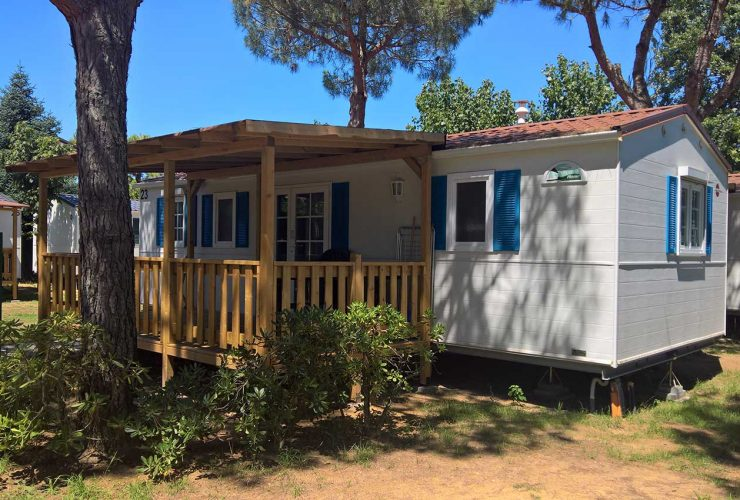 Mobile Homes in Cavallino: Low Cost Vacation in Jesolo