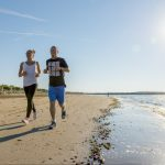 jogging am strand von cavallino treporti