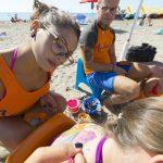 Spiaggia Miniclub Cavallino Jesolo